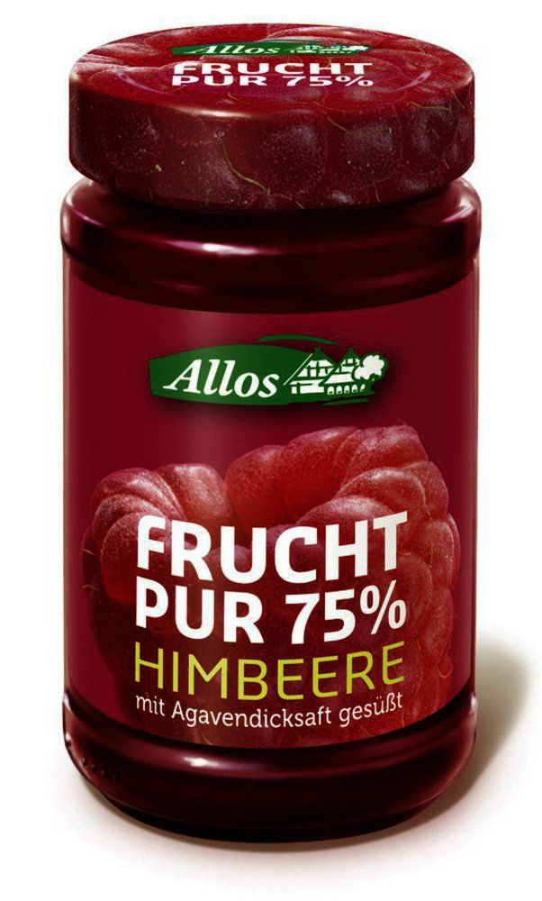Frucht Pur 75% Himbeere