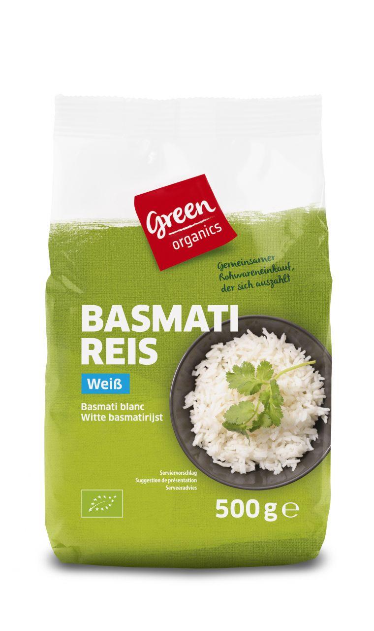 Basmati Reis weiß 500g