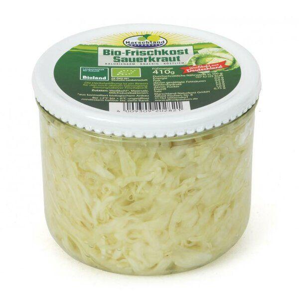 Bio-Frischkost Sauerkraut