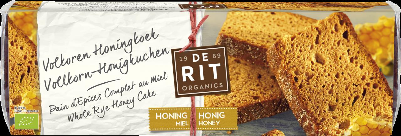 Vollkorn-Honigkuchen
