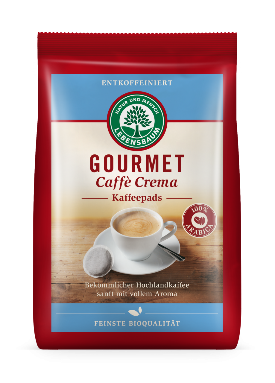 Gourmet Caffè Crema, entkoffeiniert