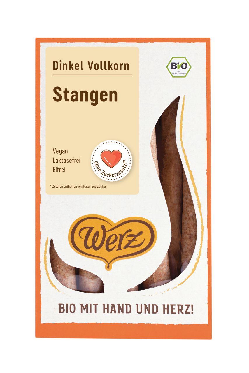Dinkel Stangen, Vollkorn