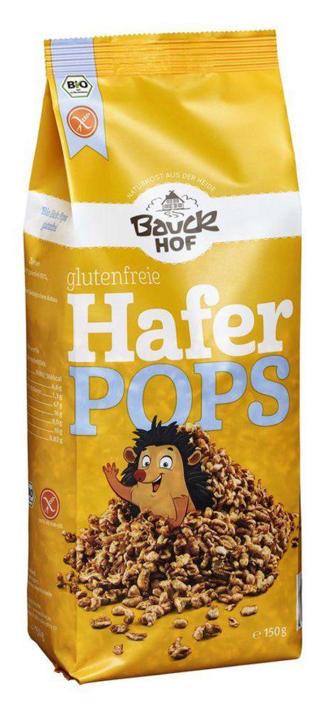 Haferpops mit Honig glutenfrei Bio