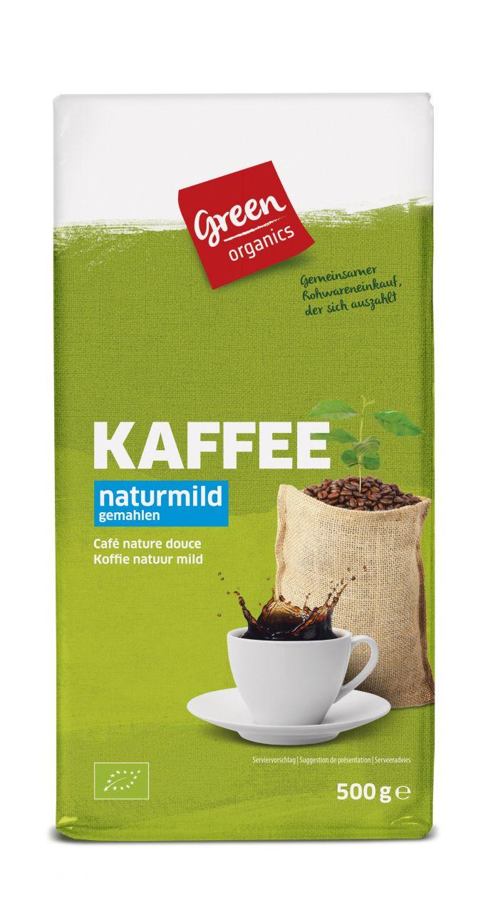 Kaffee naturmild gemahlen
