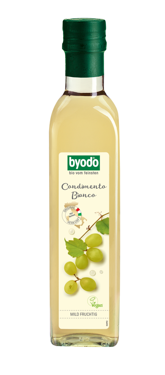 Condimento Bianco, 5,5% Säure, 0,5 l