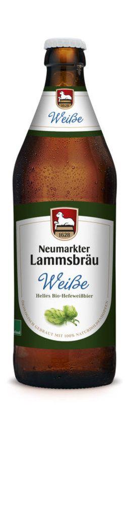 Lammsbräu Weiße (Bio)