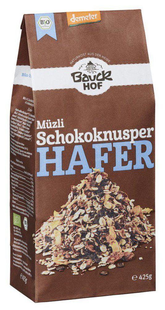 Hafer Müzli Schokoknusper Demeter