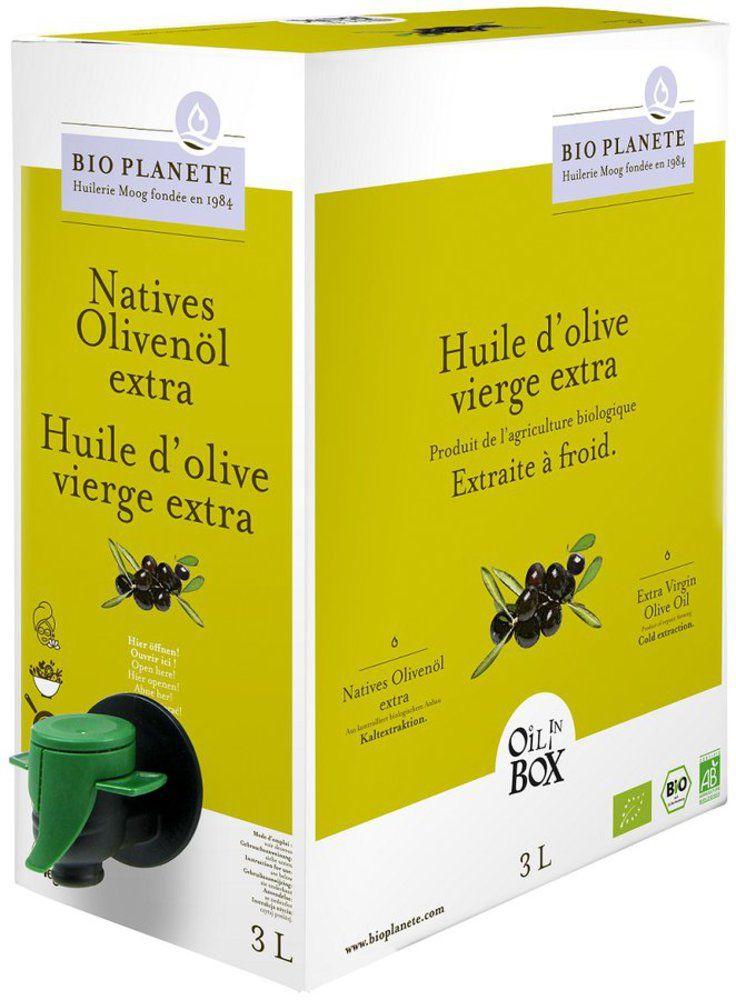 Olivenöl mild nativ extra OIL IN BOX