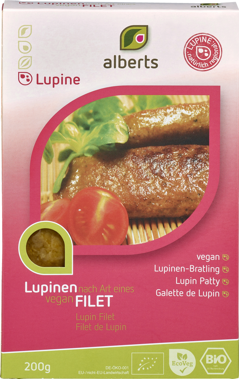 Lupinen Filet