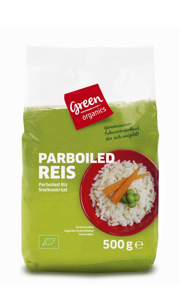 Parboiled Reis 500g
