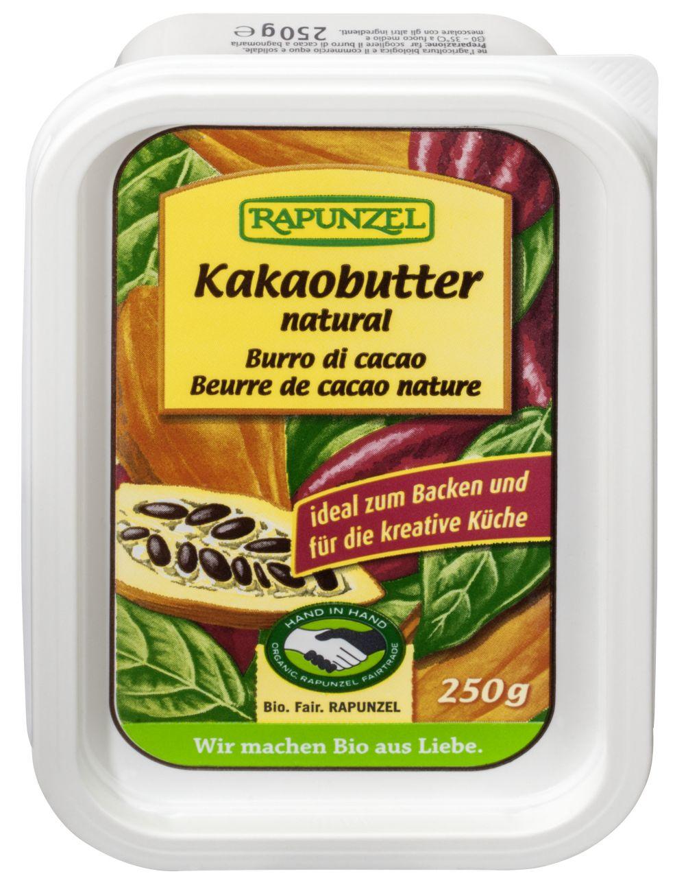 Kakaobutter natural HIH