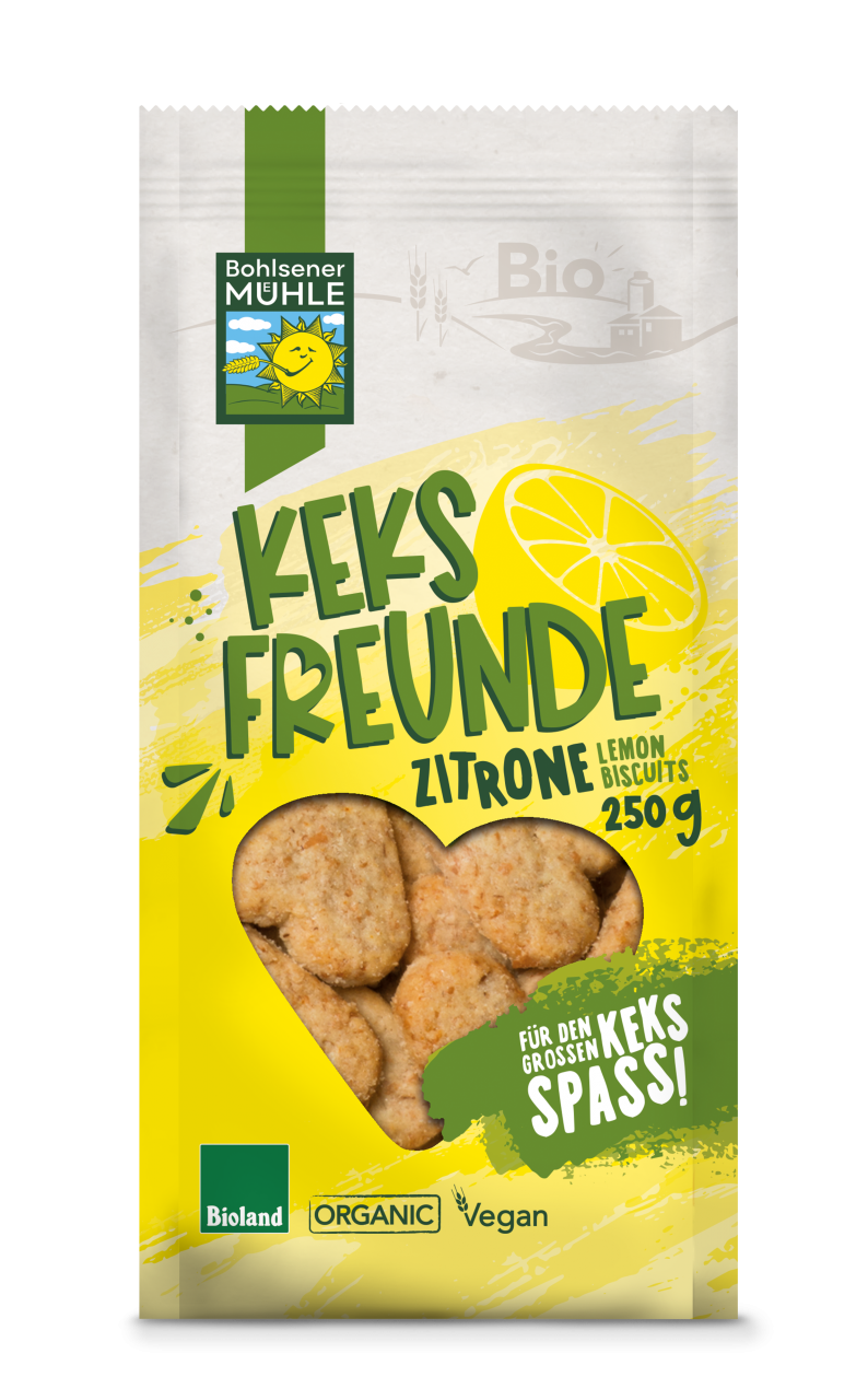 KeksFreunde Zitrone