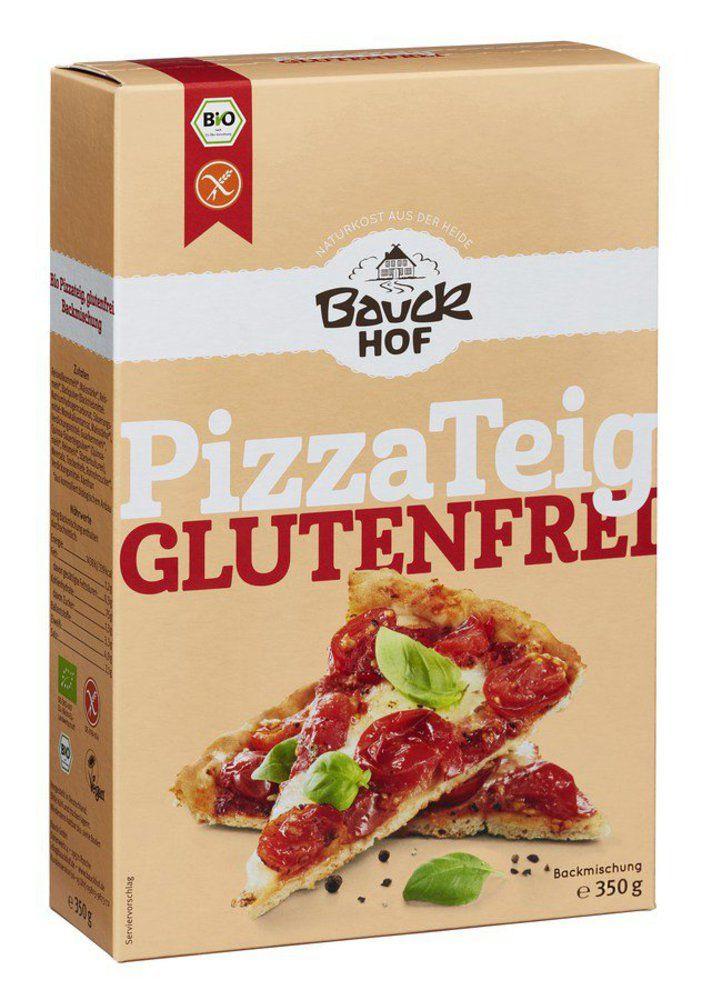 Pizzateig glutenfrei Bio