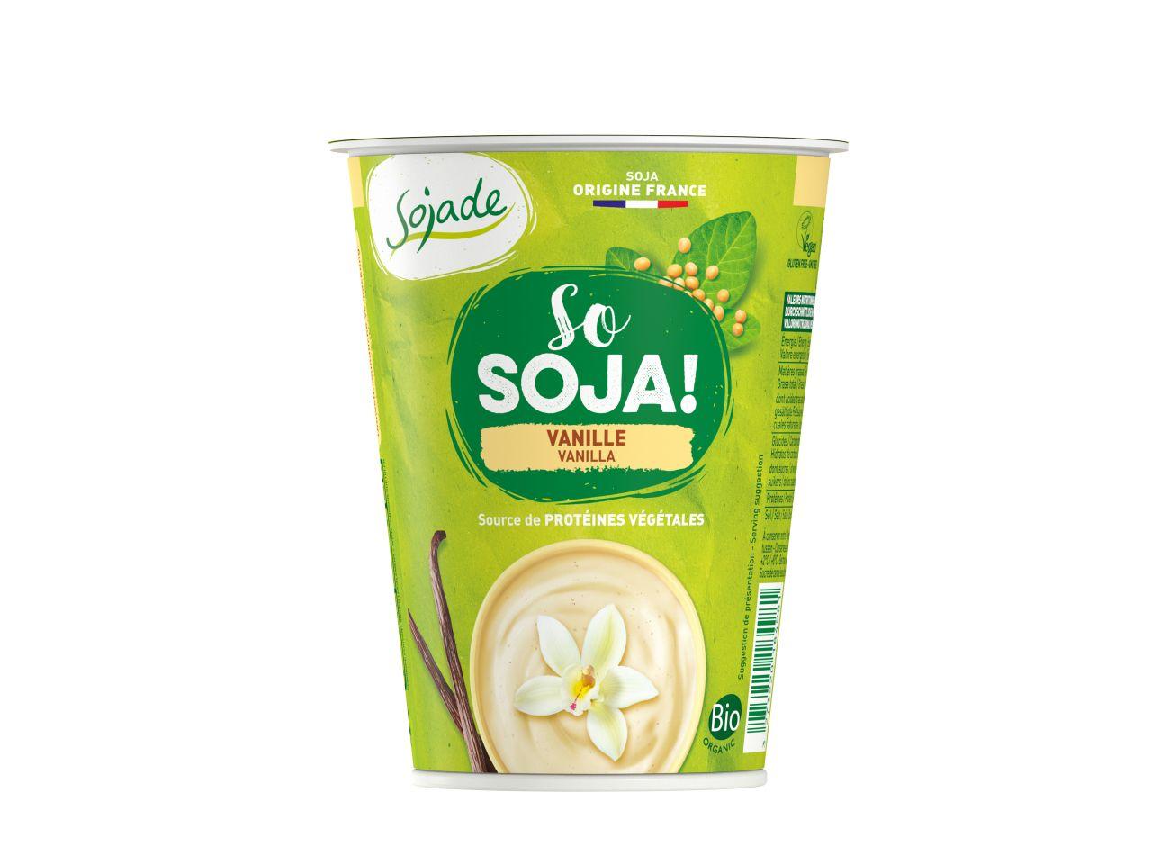 SOJADE So Soja Vanille
