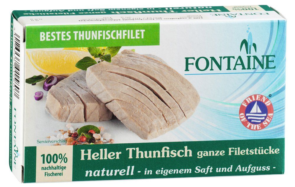 Heller Thunfisch naturell