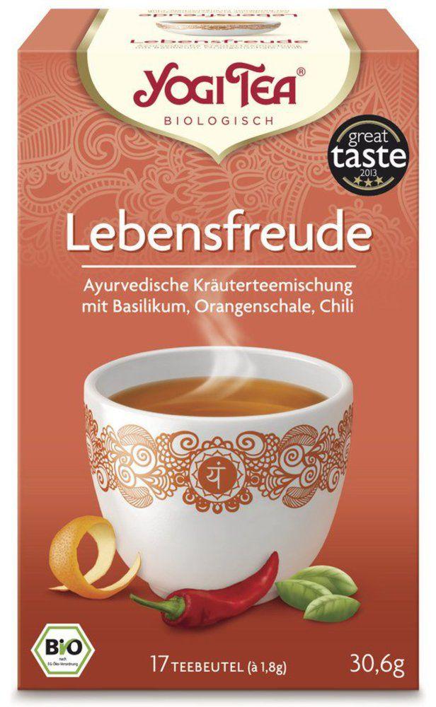 Yogi Tea® Lebensfreude Bio