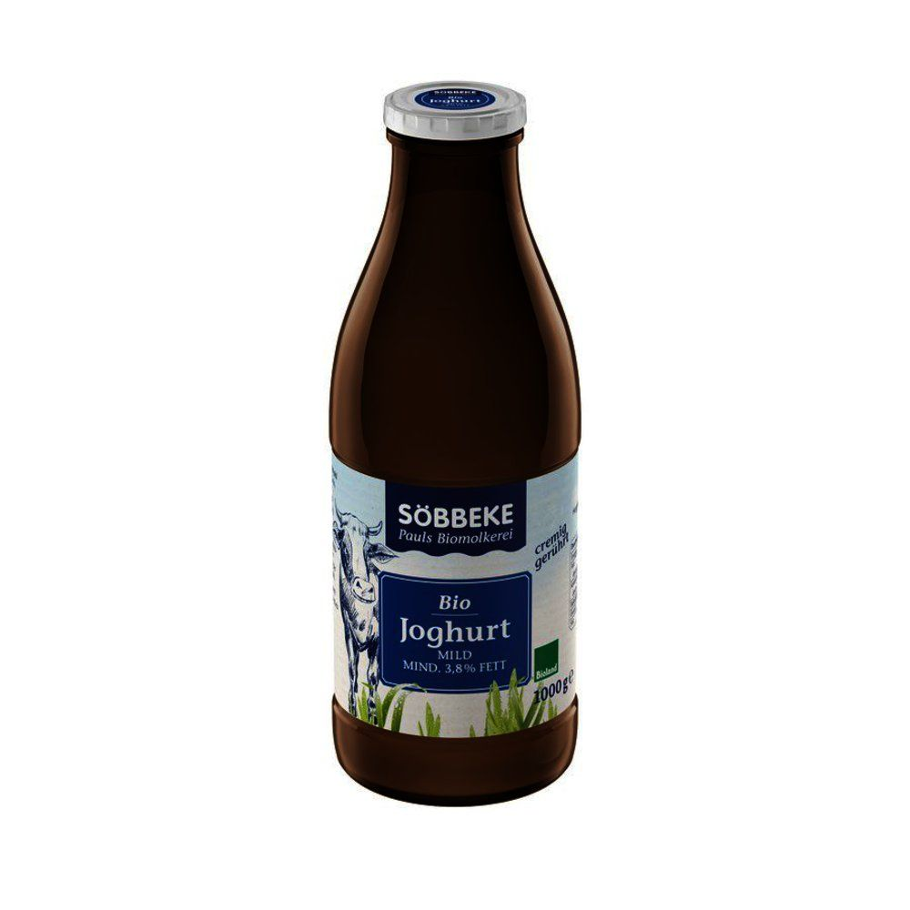Bio Naturjoghurt mild