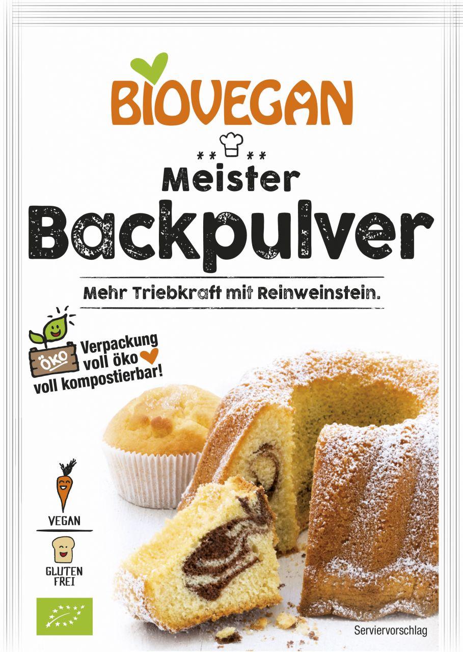 Meister Backpulver, BIO