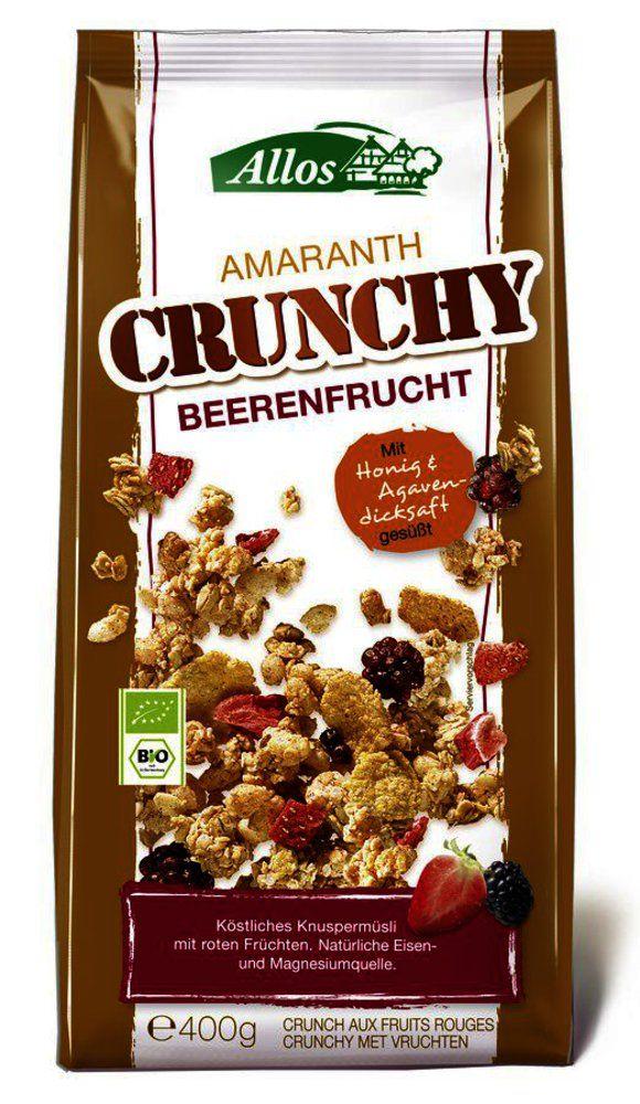 Amaranth Crunchy Beerenfrucht
