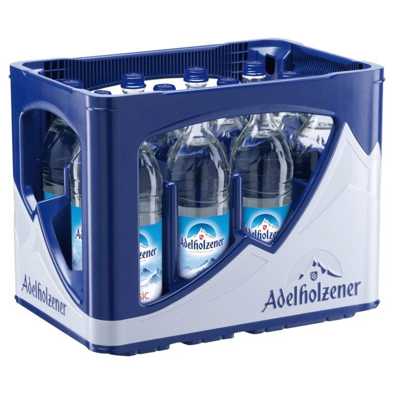 Kasten Adelholzener Classic 12 x 0,75 Liter