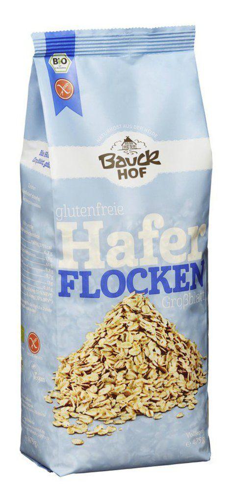 Haferflocken Großblatt glutenfrei Bio