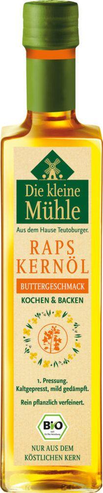 Kl. Mühle Raps-Kernöl BUTTERGESCHMACK