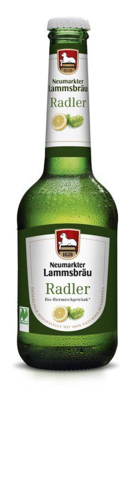 Lammsbräu Radler (Bio)