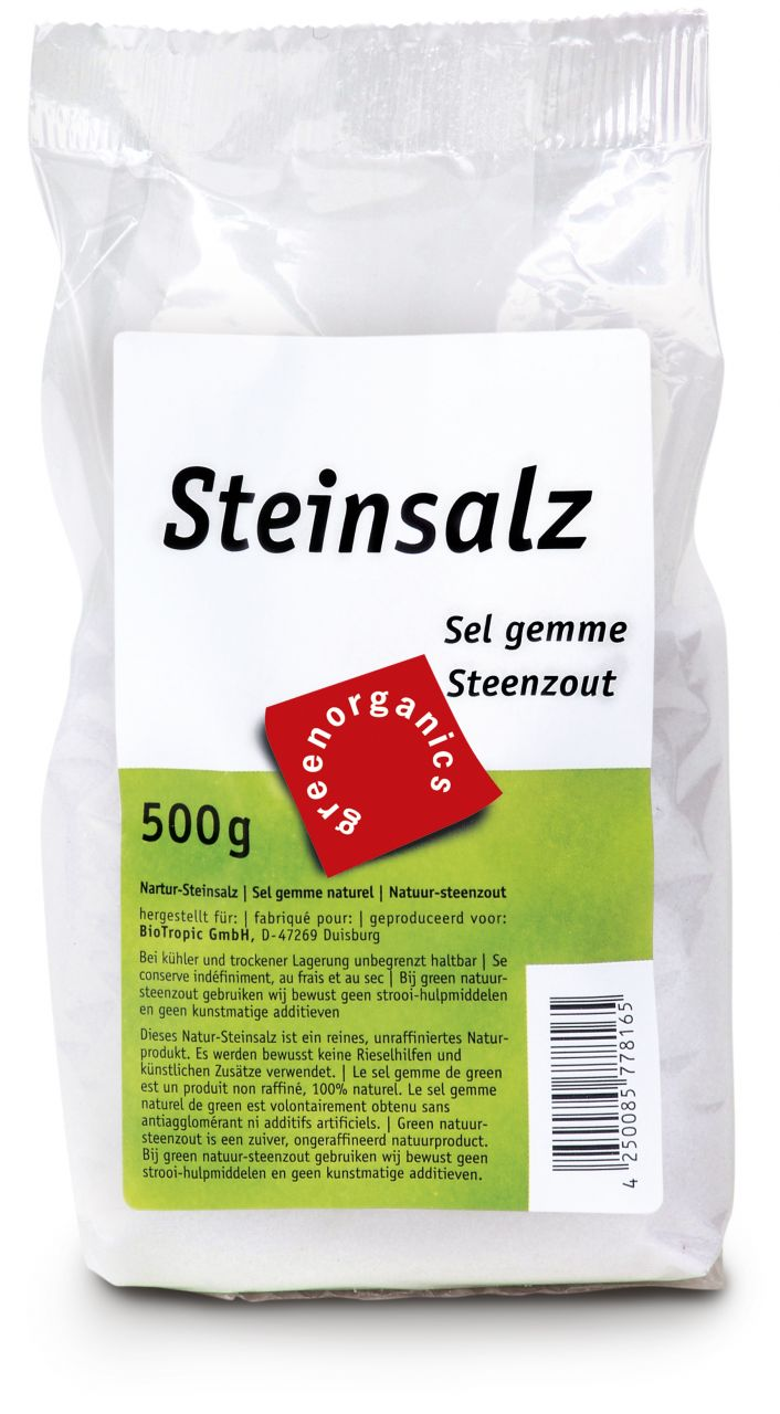 Natur-Steinsalz