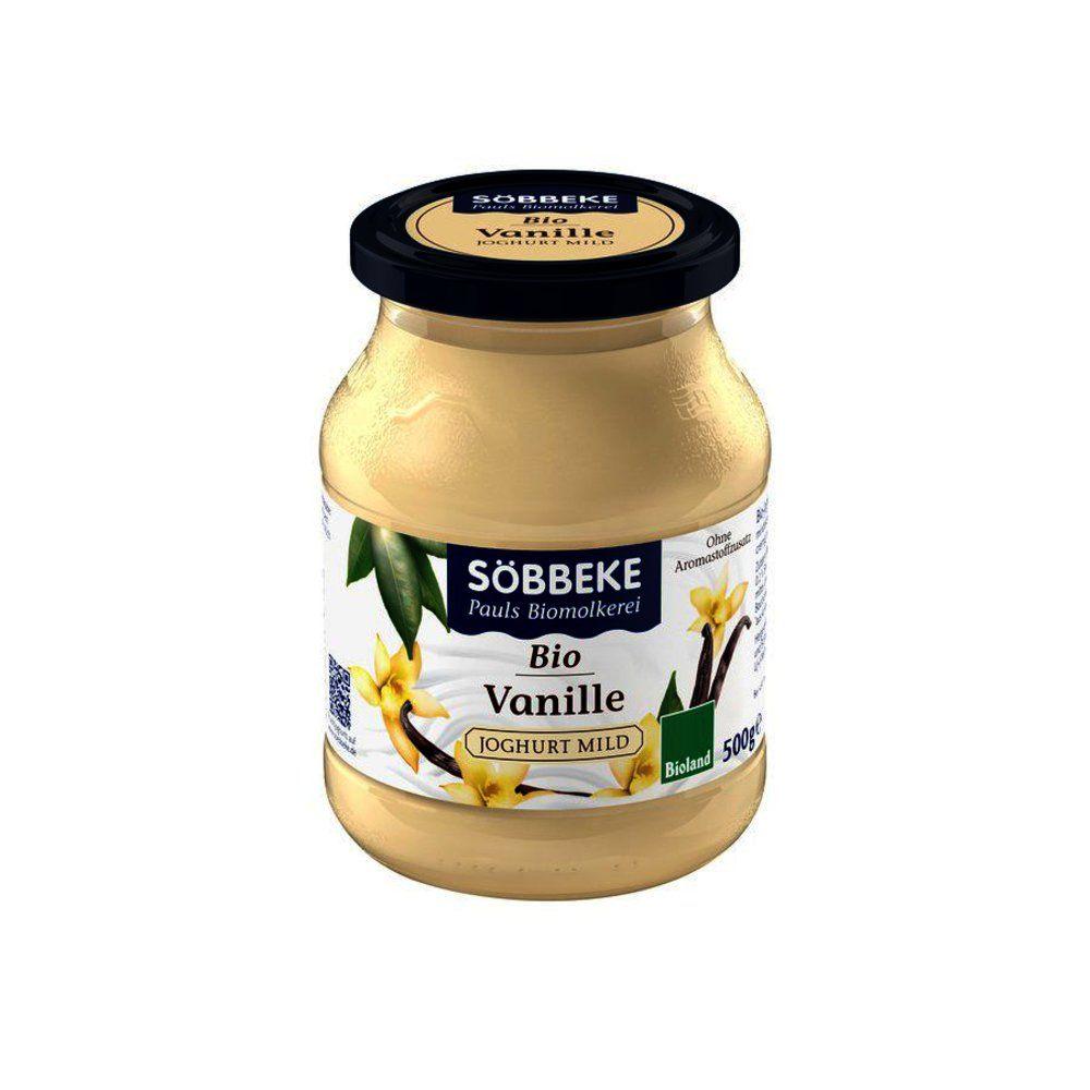 Bio Joghurt mild Vanille