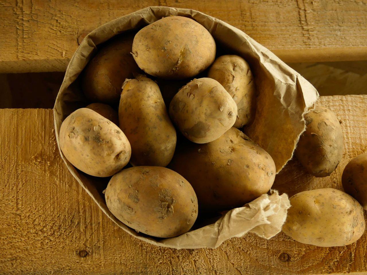 Kartoffeln Gunda (mehligkochend)