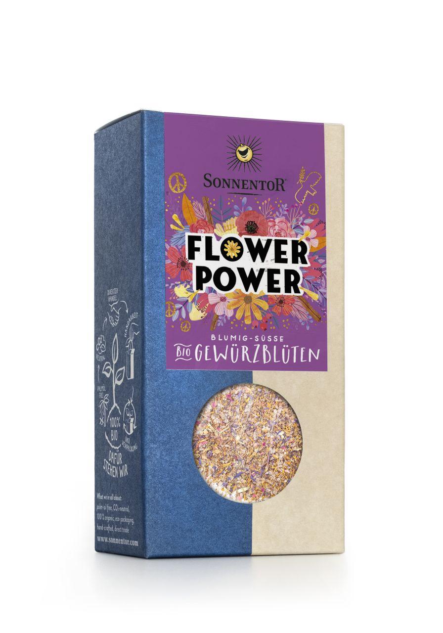 Flower Power Gewürzblüten