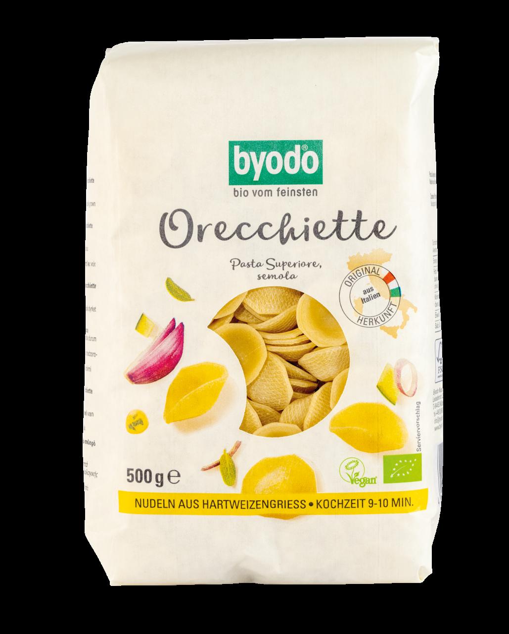 Helle Orecchiette, 500g