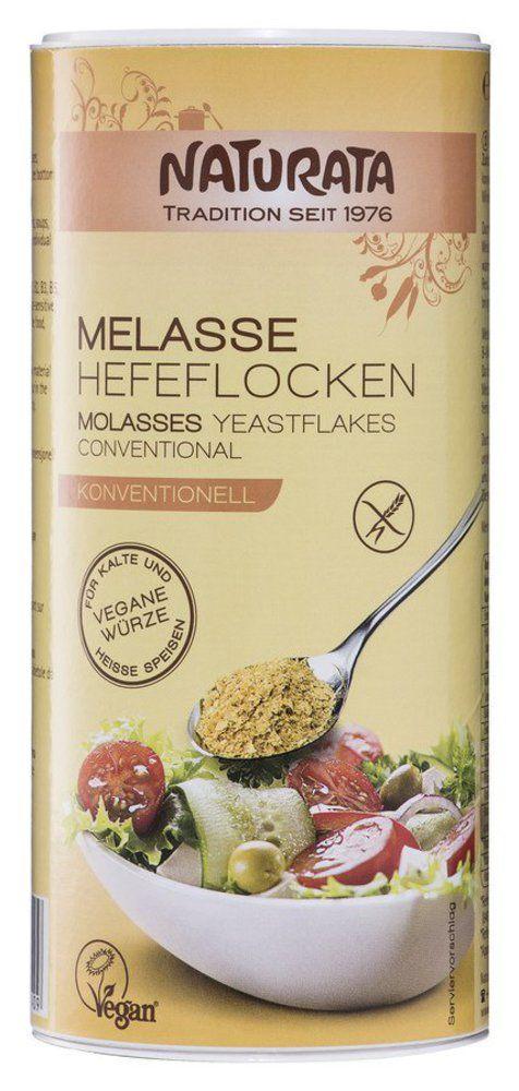 Melasse Hefeflocken, Dose