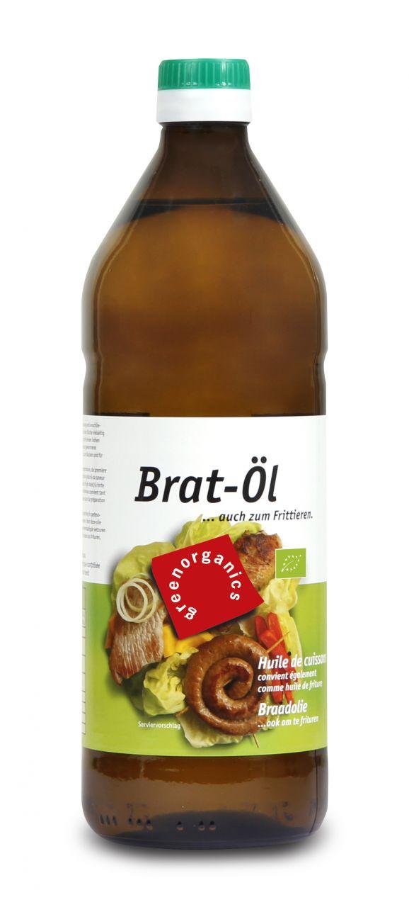 Brat & Frittieröl