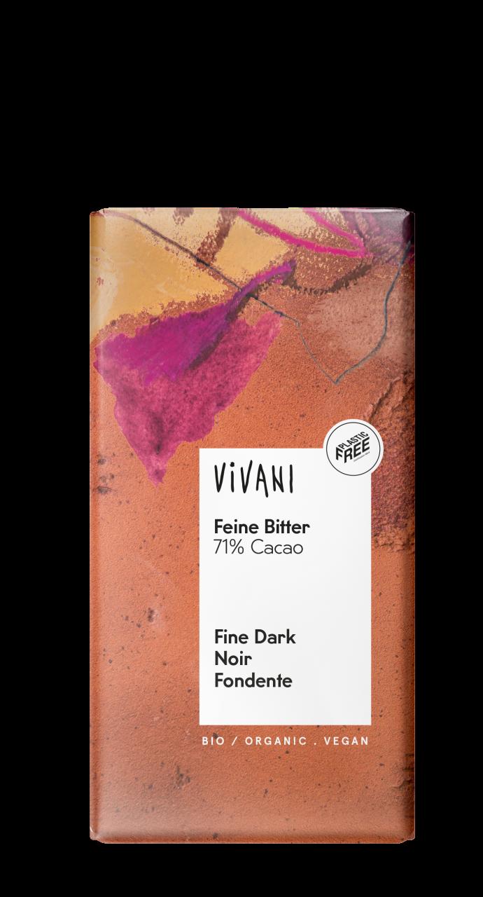 Feine Bitter 71% Cacao