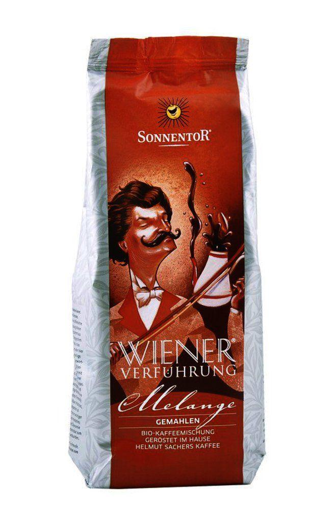 Melange Kaffee gemahlen Wiener Verführung® bio