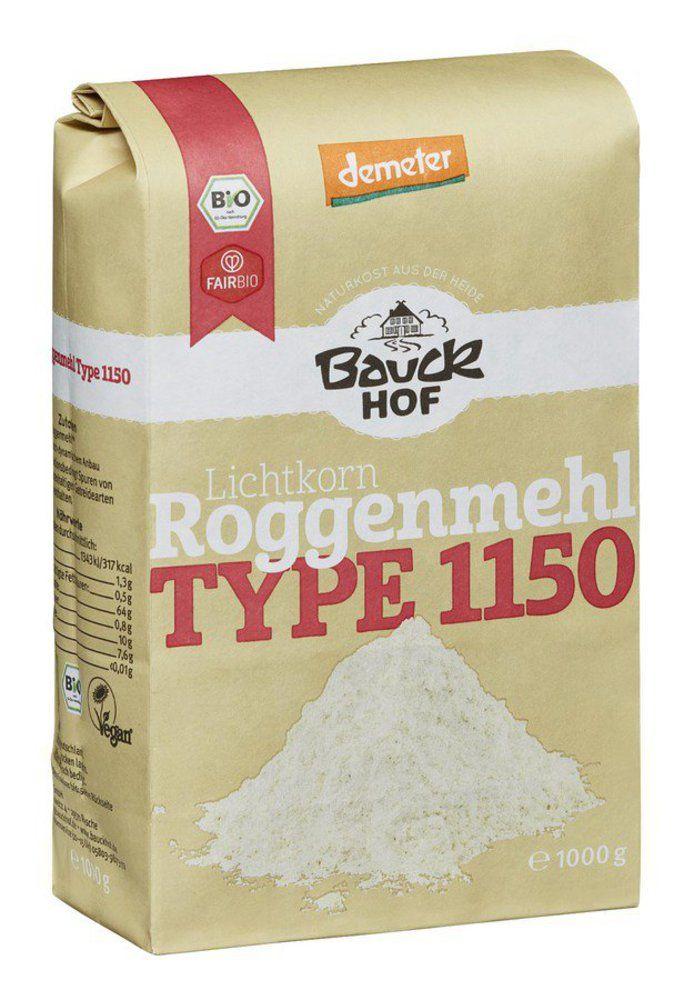 Roggenmehl Type 1150 Demeter