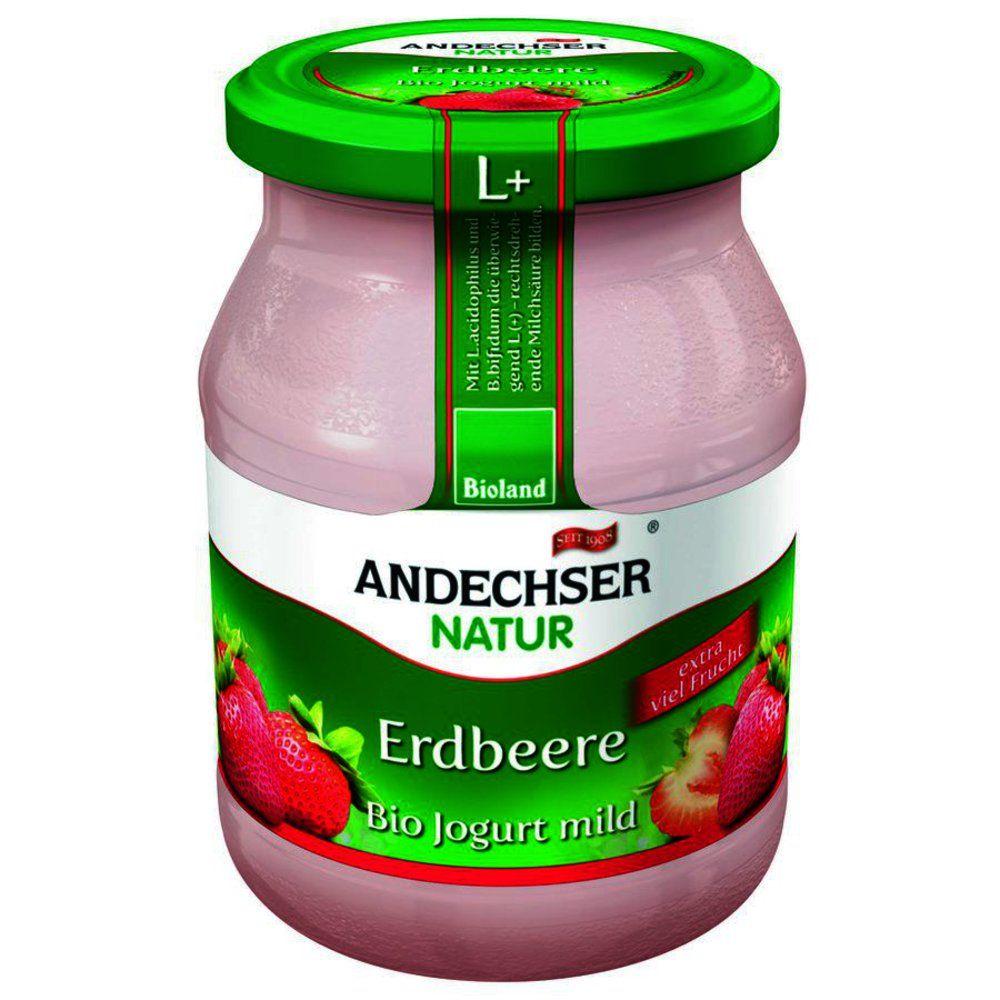 Bio Jogurt Erdbeer 3,7%